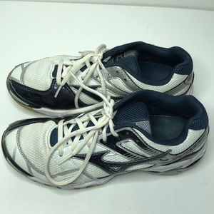 mizuno womens volleyball shoes size 8 xl jumpsuit large heart